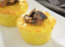 Sformato di patate e funghi