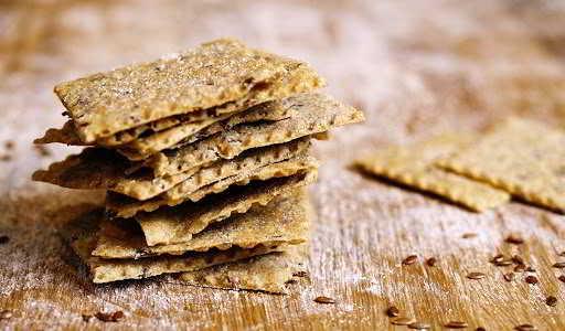 Cracker al farro