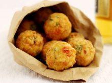 Crocchette di paella
