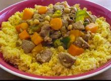Cous cous nord africano
